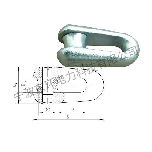 抗弯连接器