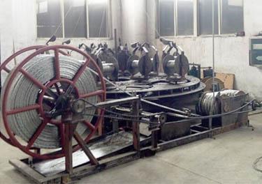 抗扭钢丝绳浸油装置如何用一半的力气就能得到两倍的结果?