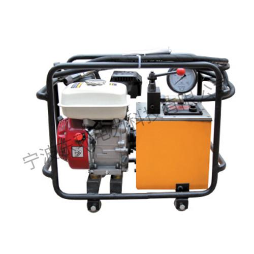 超高压液压泵[单级油泵输出]